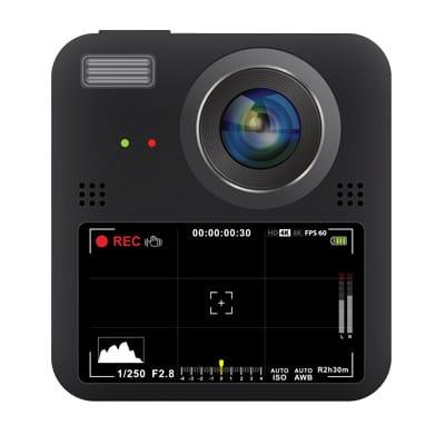 Action-Kamera mieten