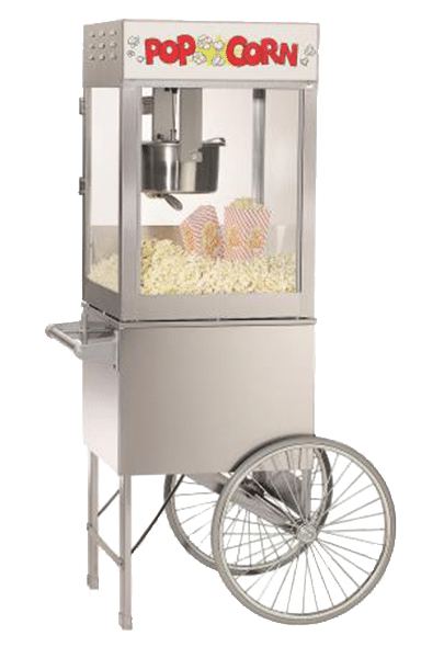 Pop Maxx 12 Oz Popcornmaschine